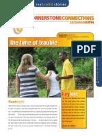 4th Quarter 2014 Cornerstone Connections Lesson 10