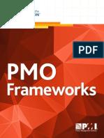 PMI Pulse PMO-Frameworks