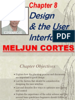 MELJUN CORTES Multimedia Chapter8 Design User Interface