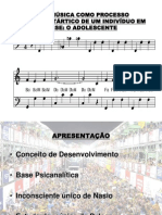 Adolescencia e apreciação musical