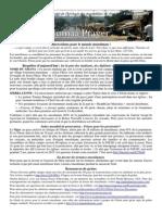 Bulletin de Jumaa Prayer 5 Déc. 2014