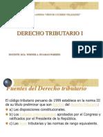 Derecho Tributario I Parte general