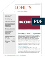 kohls financial newsletter final pdf
