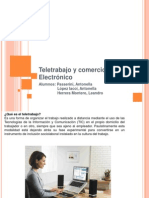 Teletrabajo y E-commerce