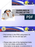Guidelines in Filling Up the Forms [Autosaved]