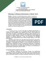 2013.09 - ZANELLA e DEITOS - Mate-Papo as RI e o Mundo Ano II - sem identificação - SEPesq.pdf