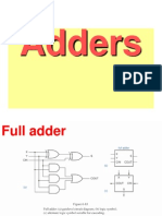2010-0012. Basic Adders and Multipliers From Wakerly
