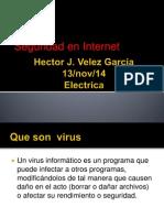 Hector J Velez