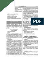 Normas para la atención de solicitudes de acceso a la información pública del Midis
