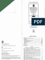 RAE- Gramática Descriptiva Española Cap. 7