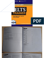 IELTS Trainer Practice Tests With Answers