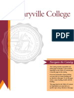 Maryville College Catalog