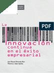 Innovacion Continua en El Exito Empresarial