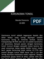 Karsinoma Tonsil