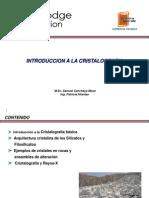 Introducción Ala Cristalografía