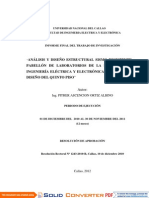 Analisis de Edificios Metodo Matricial 2014