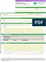 Fm Form 92 2684 Informes Medicos Fraternidad Muprespa Fed 0093