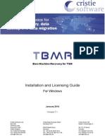 TBMR-711-InstallAndLicenseGuide