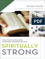 Spiritually Strong Sample