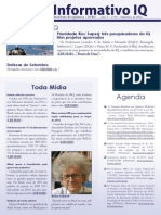 Informativo IQ - Setembro de 2012