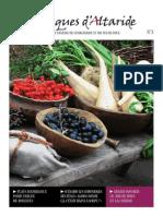 Chroniques d'Altaride n°002 juillet 2012 La Cuisine