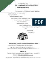 OWS Catalogue