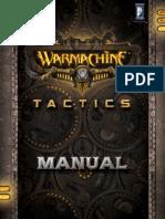 Warmachine Tactics Manual