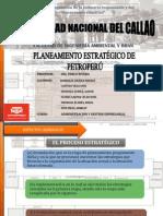 Planeamiento Estratégico Petroperú s.a.