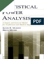 Power Analysis