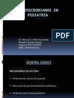 Antimicrobianos en Pediatría
