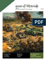 Chroniques d'Altaride n°010 mars 2013 La Guerre