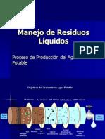 Procesos de Producción Del Agua Potable