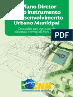 O Plano Diretor Como Instrumento de Desenvolvimento Urbano Municipal (2013)
