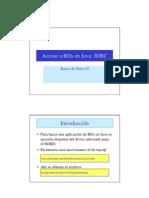 EjemploJDBC-Acceso a Bd en Java