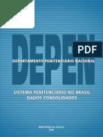 Relatorio DEPEN - Sistema Penitenciario No Brasil - Dados Co