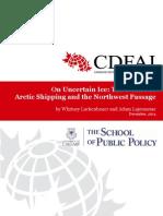 W  Lackenbauer Arctic Shipping.pdf
