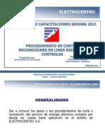 Proced Corte y Reconexion Riesg y Control