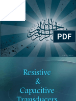 Resistive & Capacitive Transducer