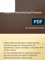 Advertising Process MAIN