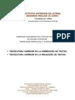 Ficha Del Alumno y Trans 2014