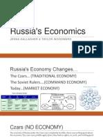 russias economics