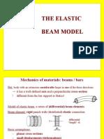 Elastic Beam Model