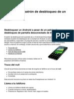 Desactivar El Patron de Desbloqueo de Un Android 10623 n2y70v