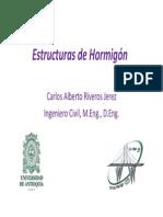 Tema 25 - Generalidades Cimentaciones