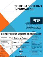 Elementos de La Sociedad de Informacion ,Mapa - Copia