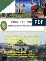 Perda Ktr Medan 2014