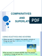 Mey Comparatives