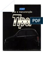 Manual Fiat Tipo 1.6 IE