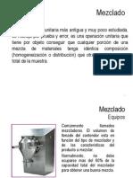 Unidad v - Mezclado Moldeado Filteacio y Centrifugacion (1)