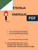 28 Stednja Energije l i